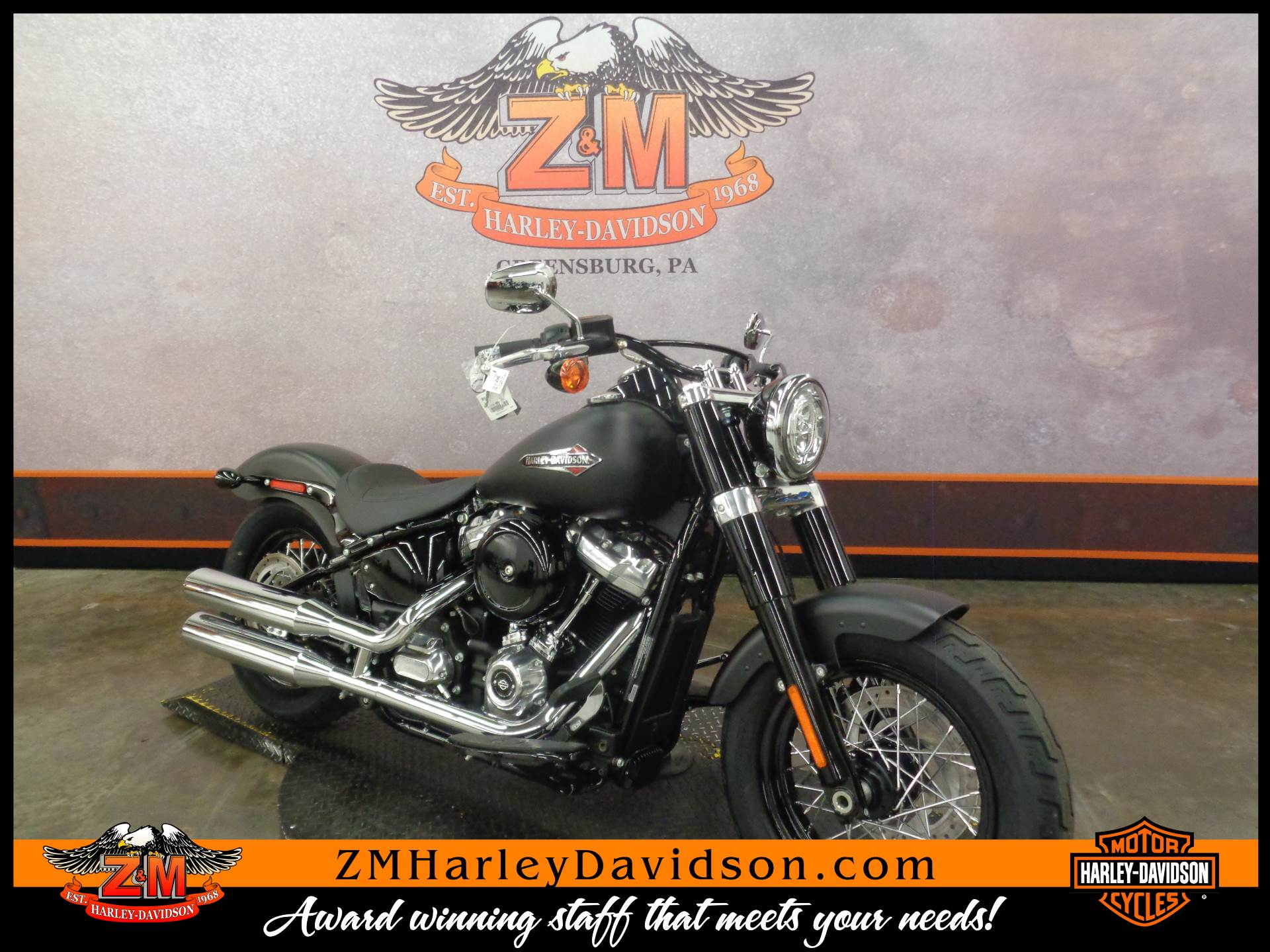 2020 Harley-Davidson Softail Slim® in Greensburg, Pennsylvania - Photo 2