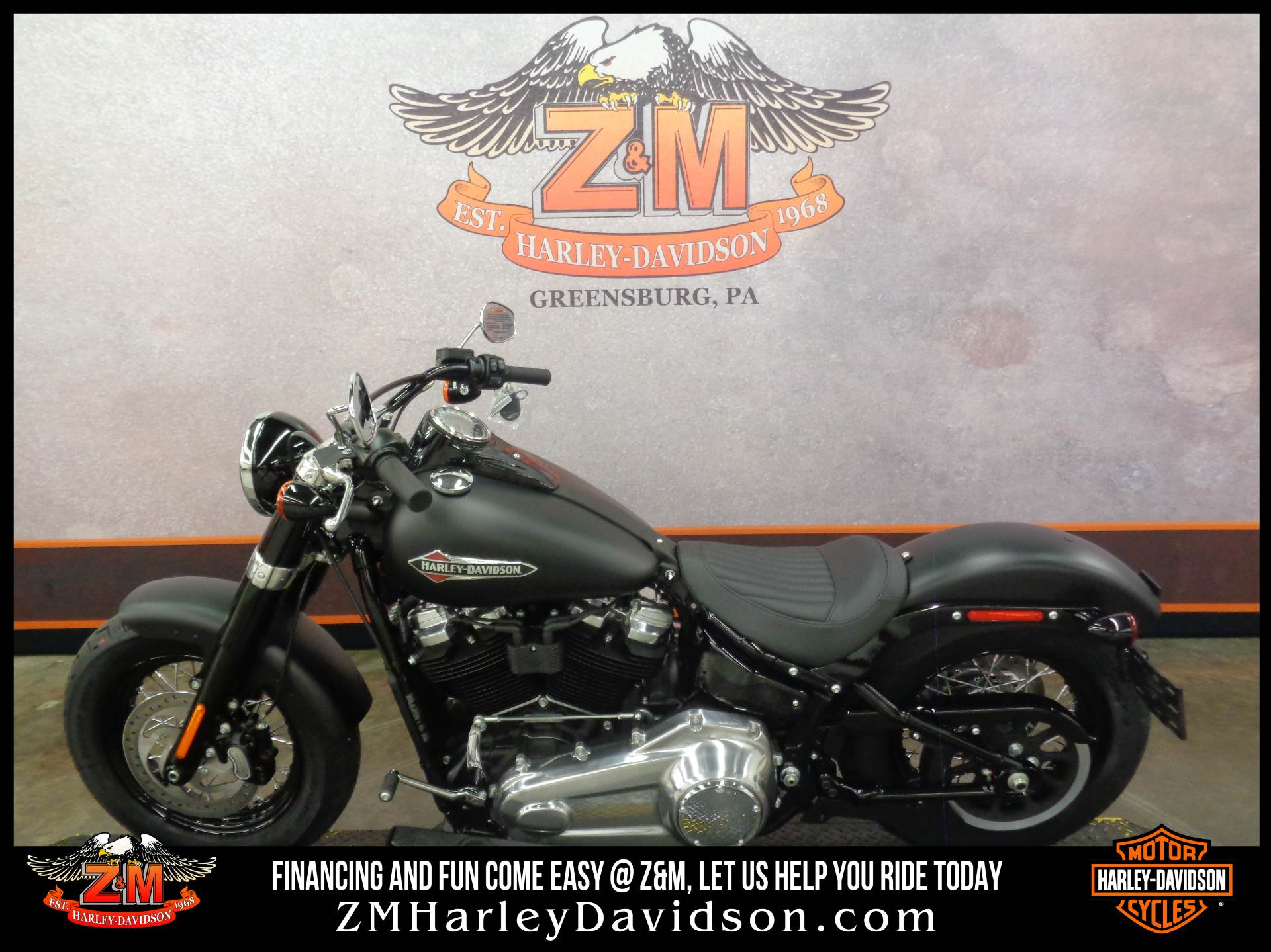 2020 Harley-Davidson Softail Slim® in Greensburg, Pennsylvania - Photo 4