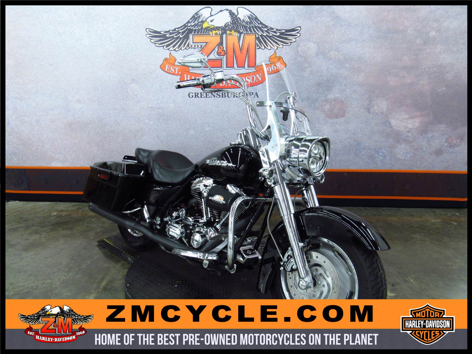 2005 FLHRS/FLHRSI Road King Custom