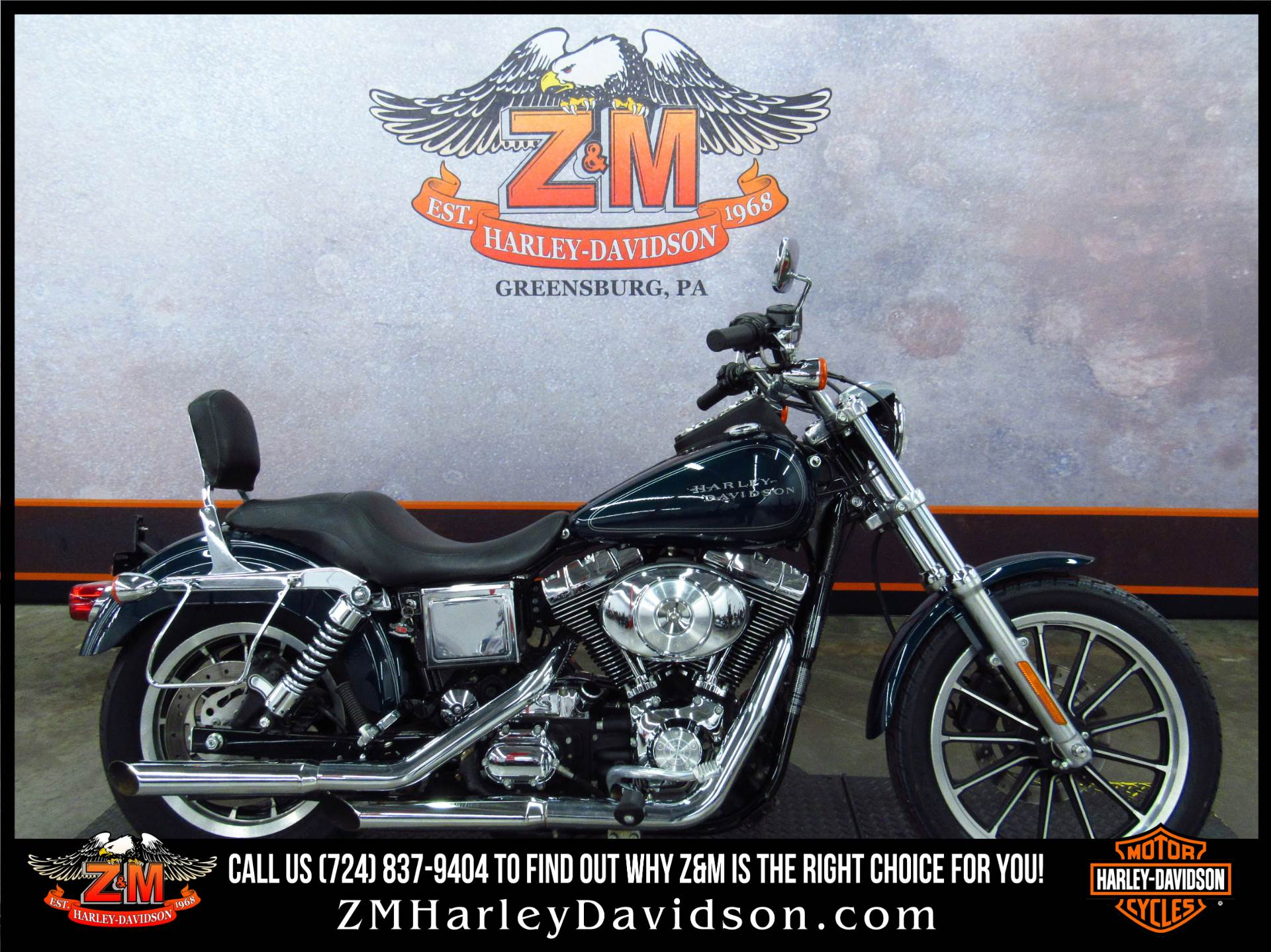 2002 FXDL  Dyna Low Rider