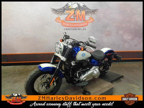 2020 Harley-Davidson Softail Slim® in Greensburg, Pennsylvania - Photo 5