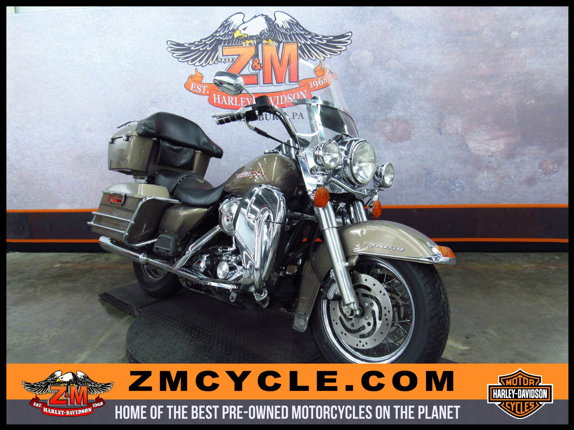 2004 FLHR/FLHRI Road King