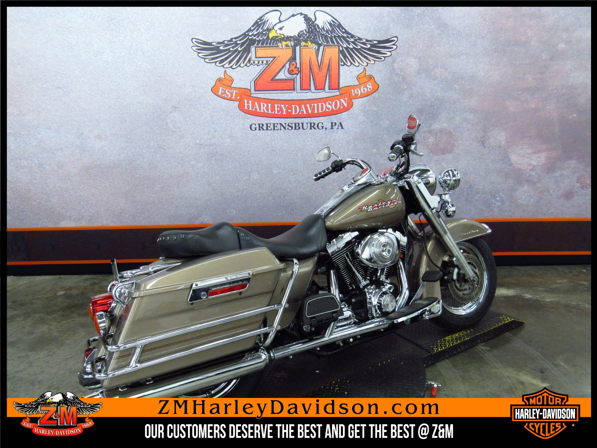 2004 Harley-Davidson FLHR/FLHRI Road King® in Greensburg, Pennsylvania