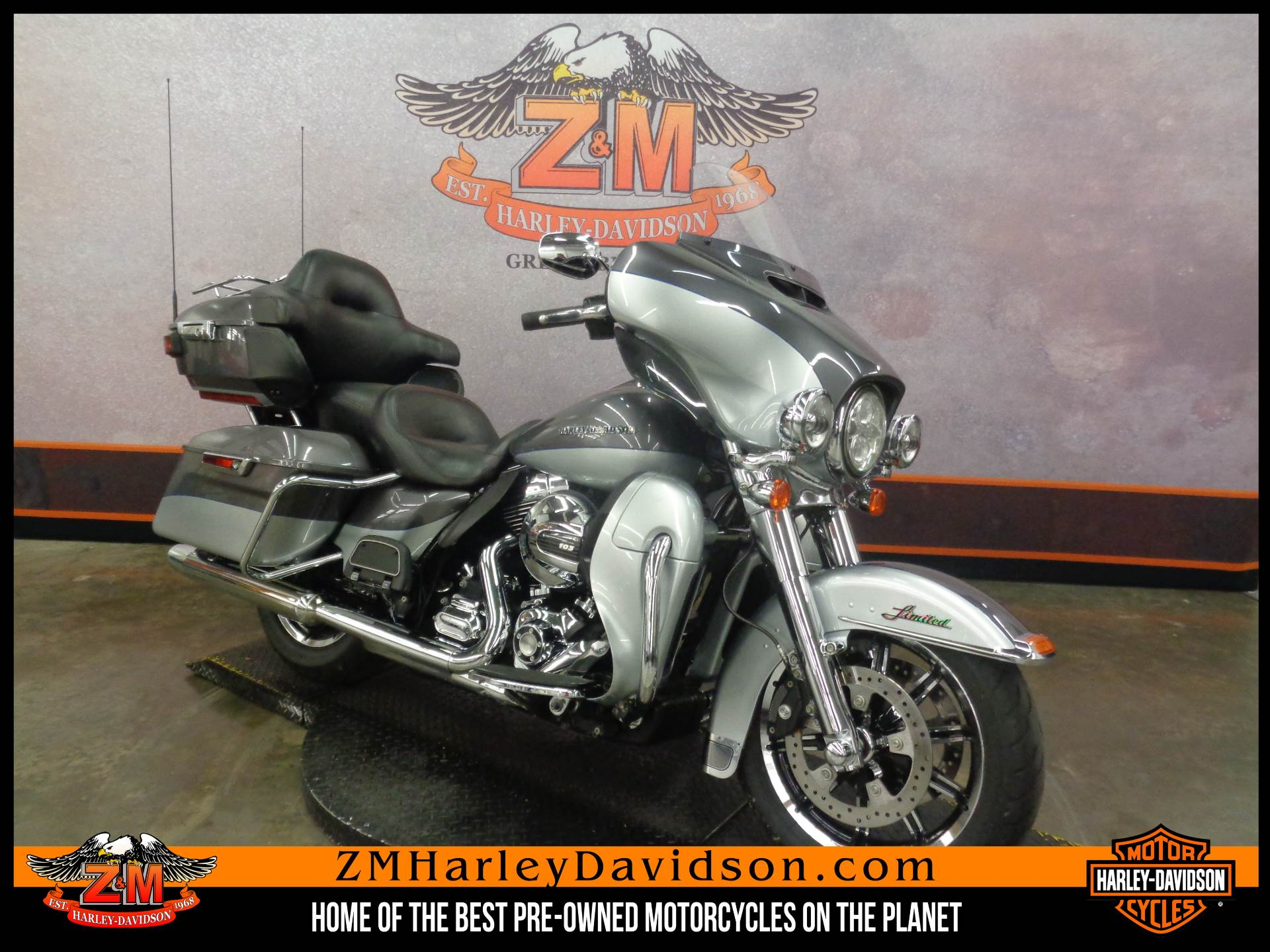2014 Harley-Davidson Ultra Limited in Greensburg, Pennsylvania - Photo 2