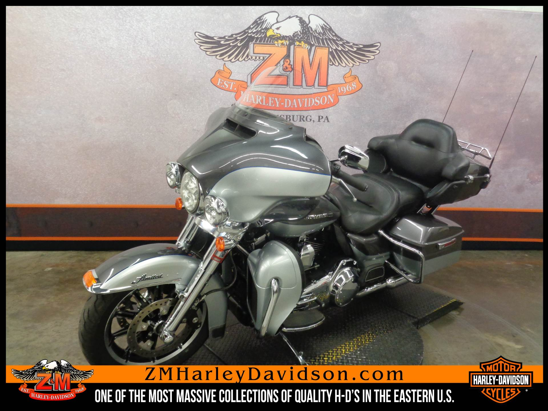 2014 Harley-Davidson Ultra Limited in Greensburg, Pennsylvania - Photo 5