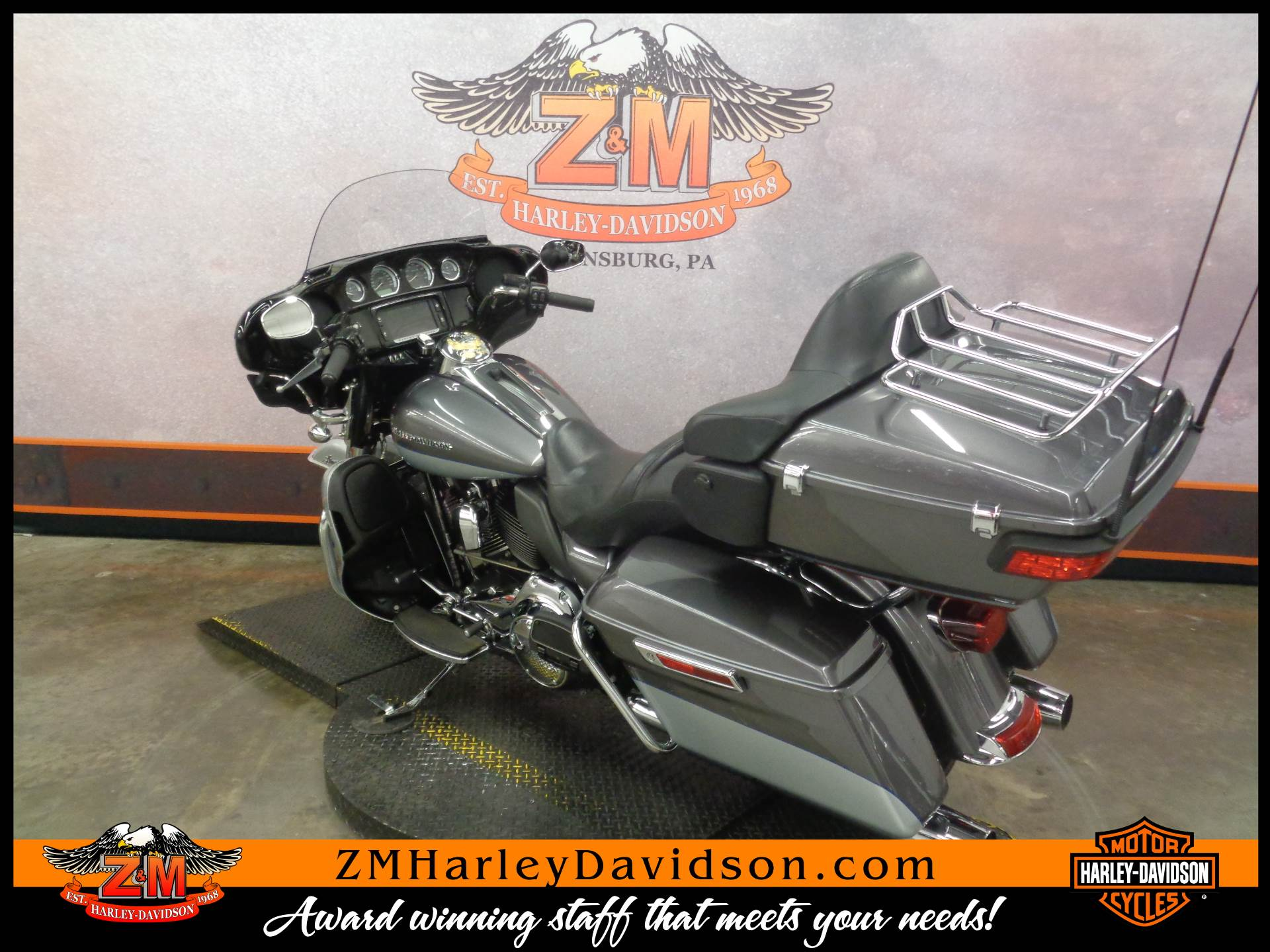 2014 Harley-Davidson Ultra Limited in Greensburg, Pennsylvania - Photo 6