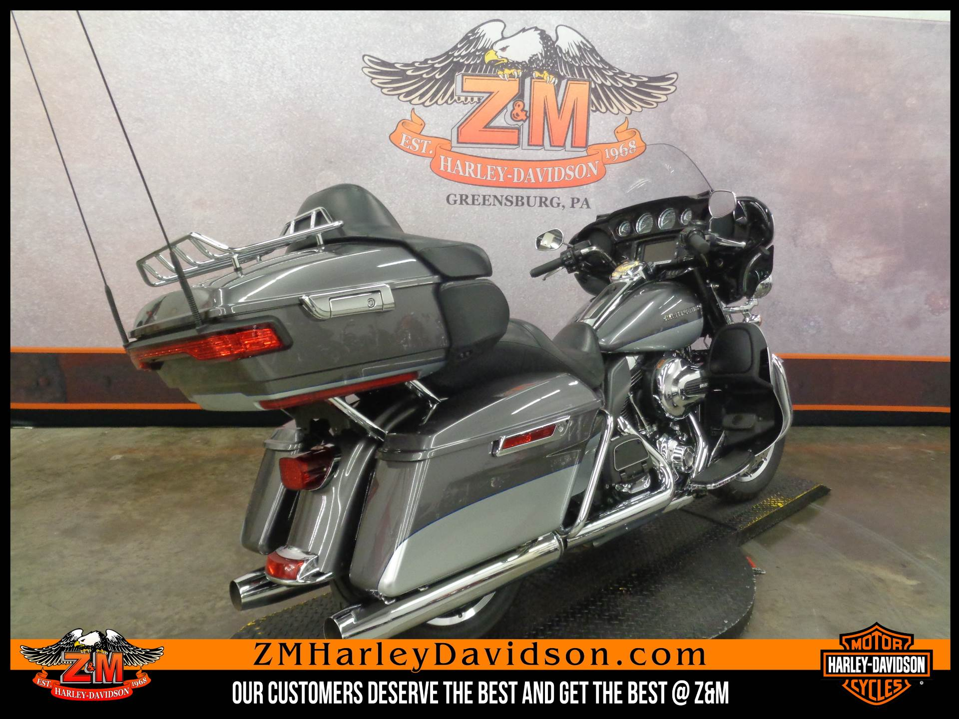 2014 Harley-Davidson Ultra Limited in Greensburg, Pennsylvania - Photo 3