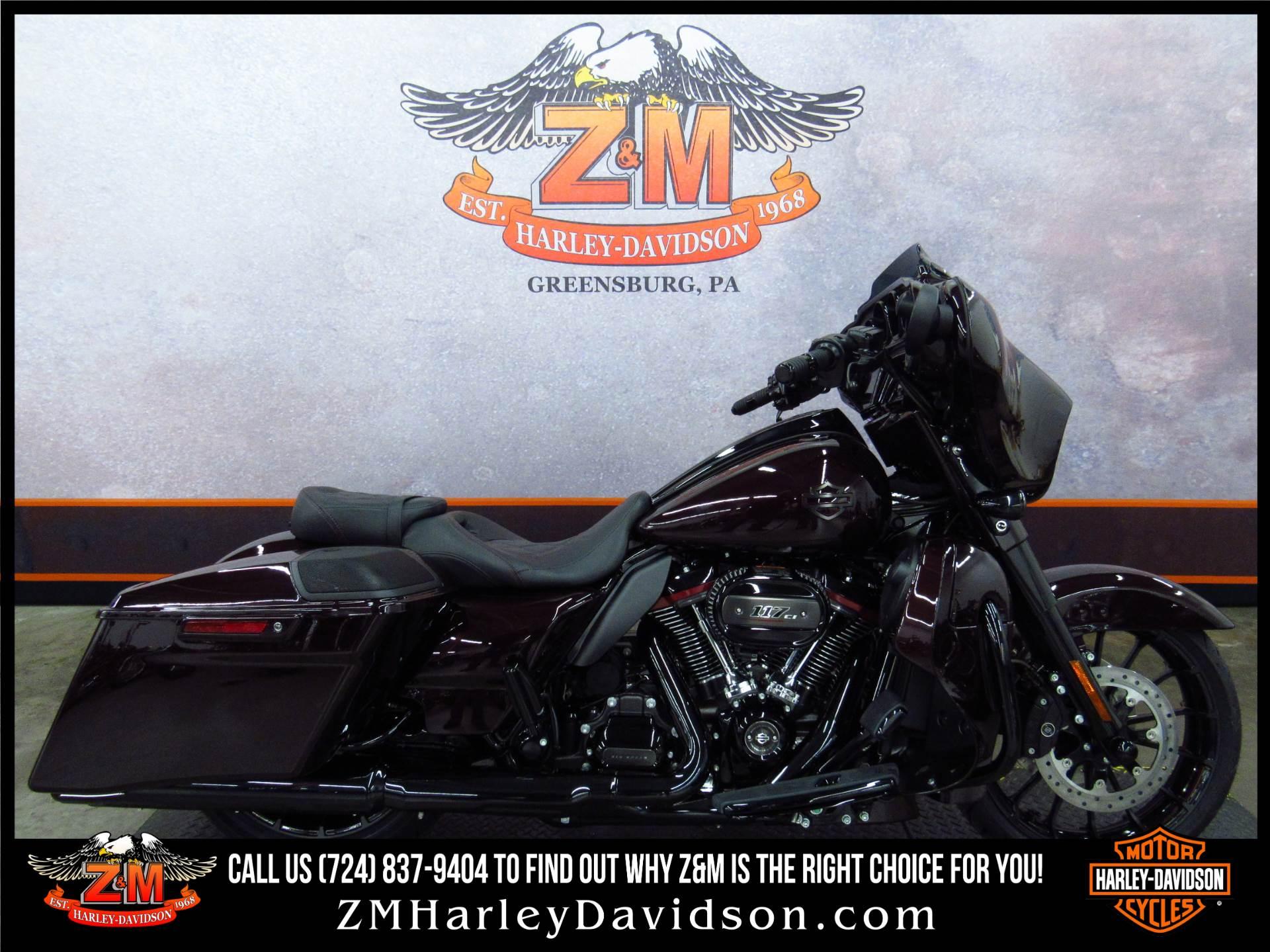 2019 Harley-Davidson CVO Street Glide 1