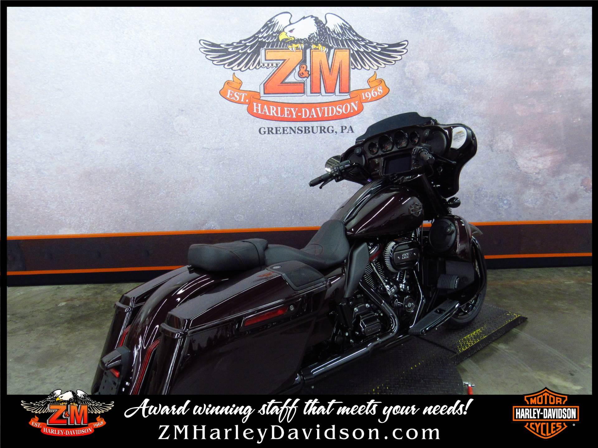 2019 Harley-Davidson CVO Street Glide 3