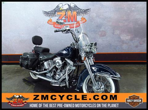 2012 Harley-Davidson Heritage Softail® Classic in Greensburg, Pennsylvania