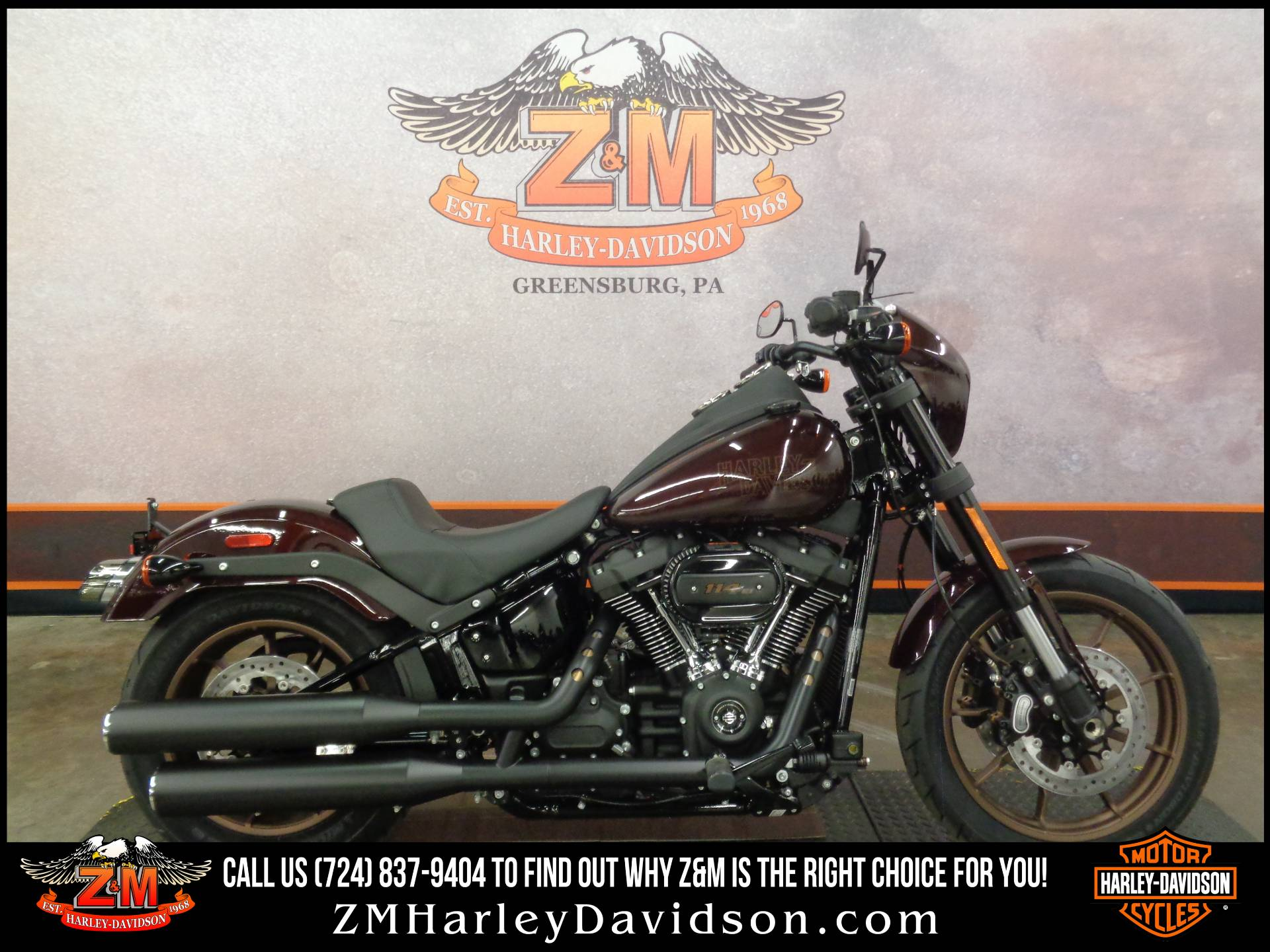 2021 Harley-Davidson Low Rider®S in Greensburg, Pennsylvania - Photo 1