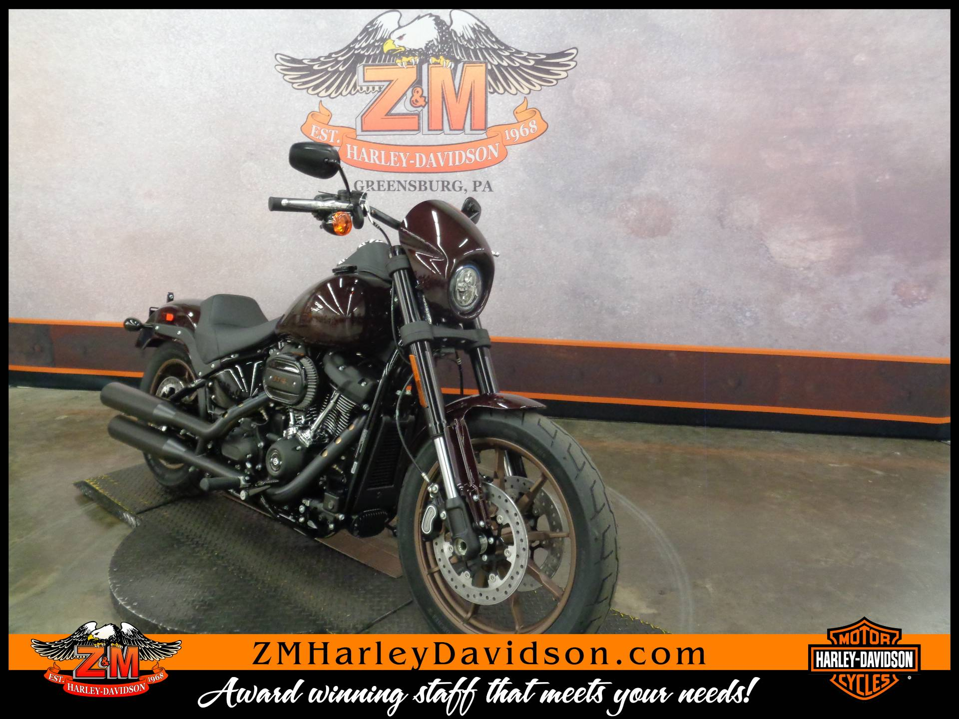 2021 Harley-Davidson Low Rider®S in Greensburg, Pennsylvania - Photo 2