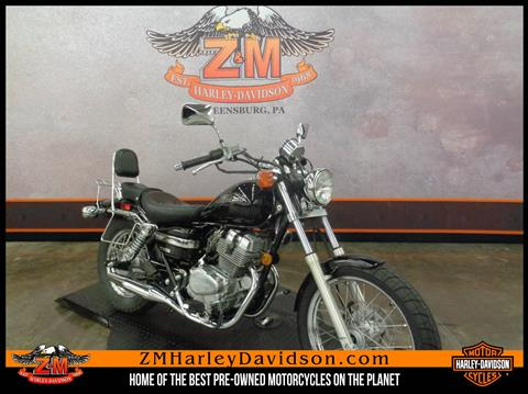 2007 Honda Rebel® in Greensburg, Pennsylvania - Photo 2
