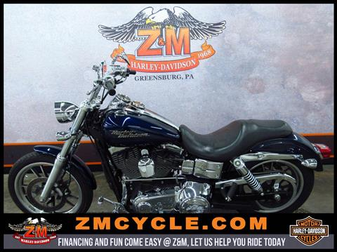 2009 Harley-Davidson Dyna® Low Rider® in Greensburg, Pennsylvania