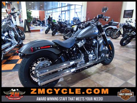 2018 Harley-Davidson Softail Slim® 107 in Greensburg, Pennsylvania