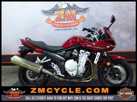 2007 Suzuki Bandit 1250 in Greensburg, Pennsylvania