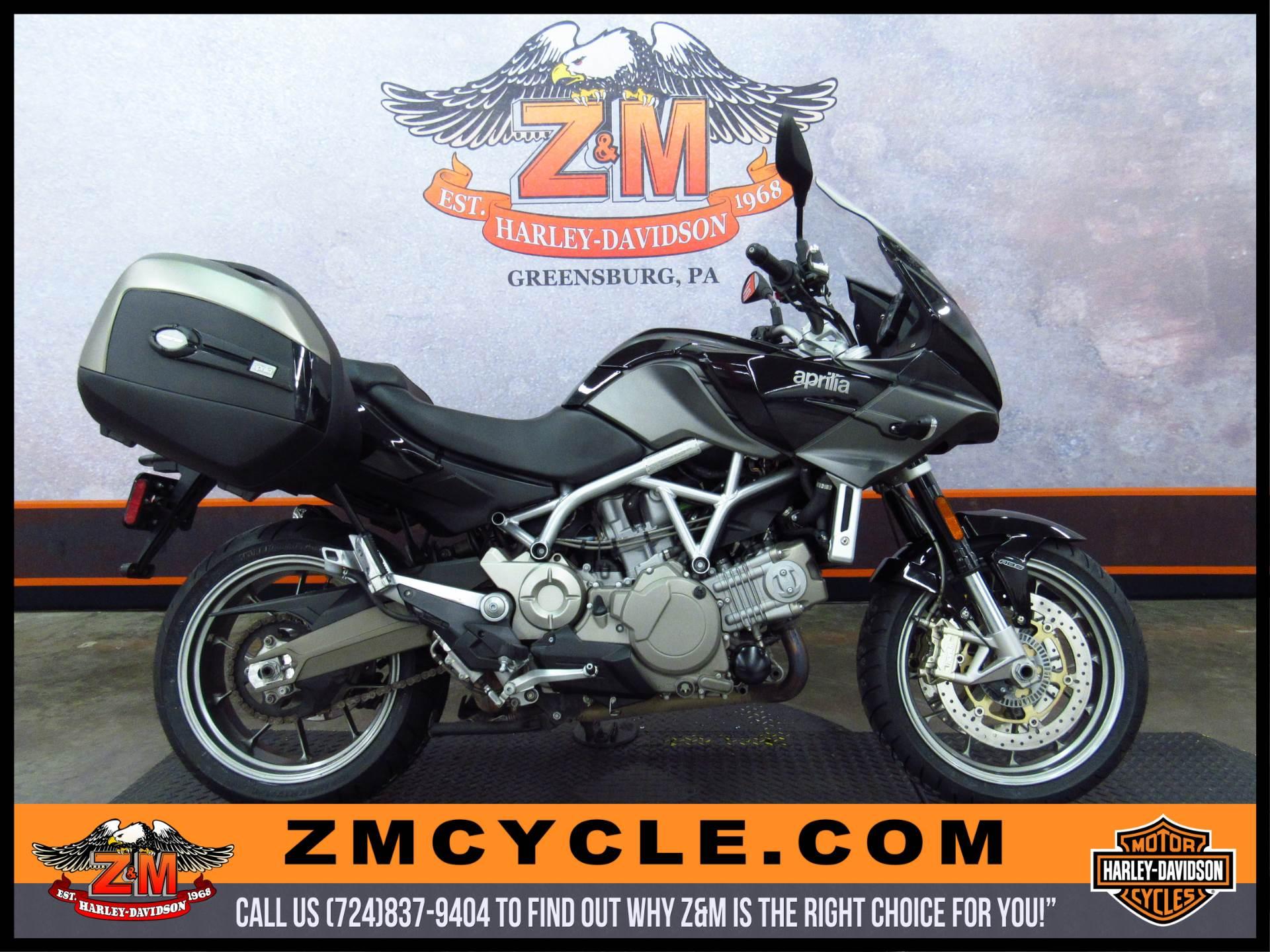 2010 Aprilia Mana 850 GT ABS Motorcycles Greensburg Pennsylvania
