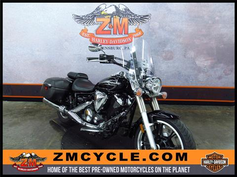 2012 Yamaha V Star 950 Tourer in Greensburg, Pennsylvania