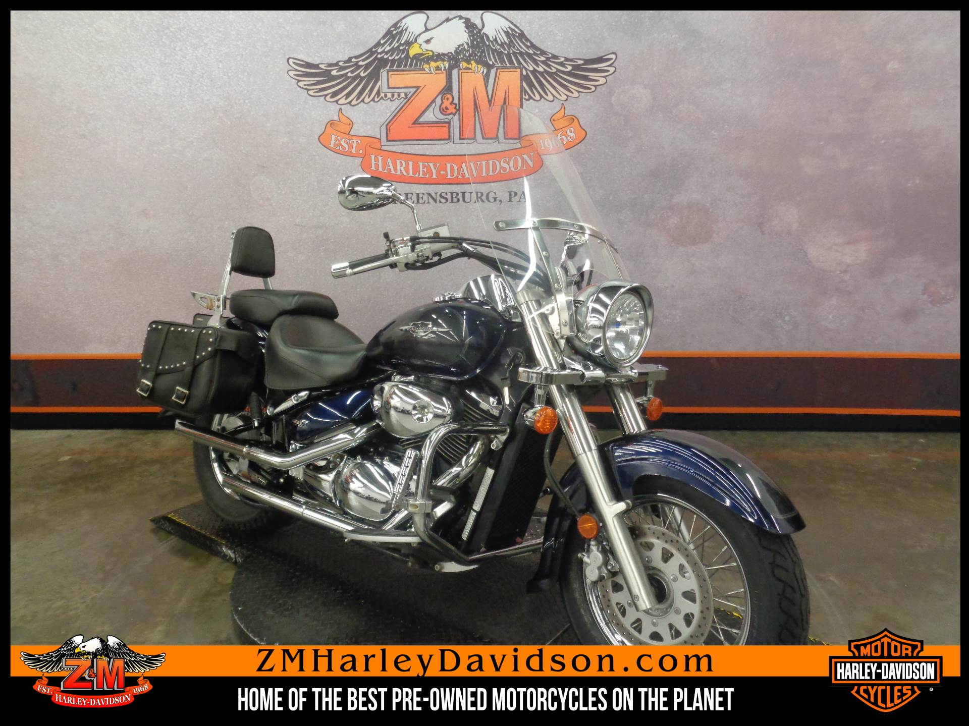 2006 Suzuki Boulevard C50T in Greensburg, Pennsylvania - Photo 2