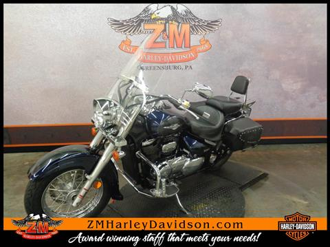 2006 Suzuki Boulevard C50T in Greensburg, Pennsylvania - Photo 5