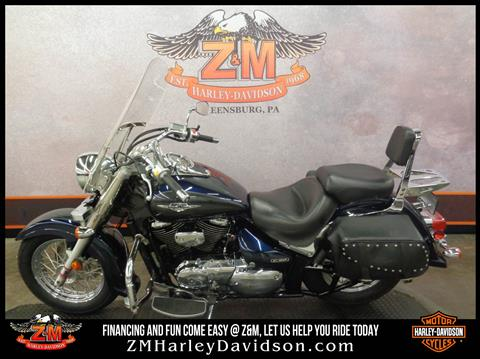 2006 Suzuki Boulevard C50T in Greensburg, Pennsylvania - Photo 4