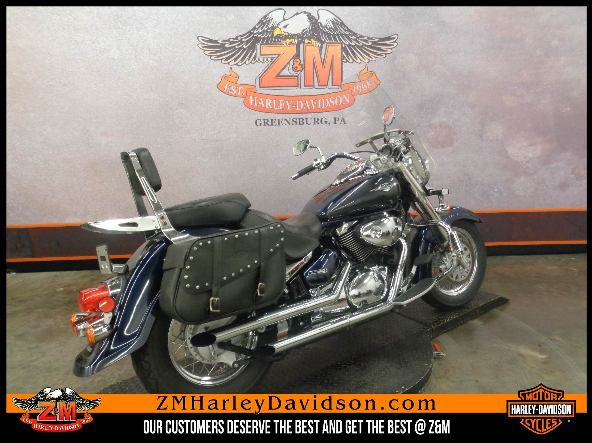 2006 Suzuki Boulevard C50T in Greensburg, Pennsylvania - Photo 3