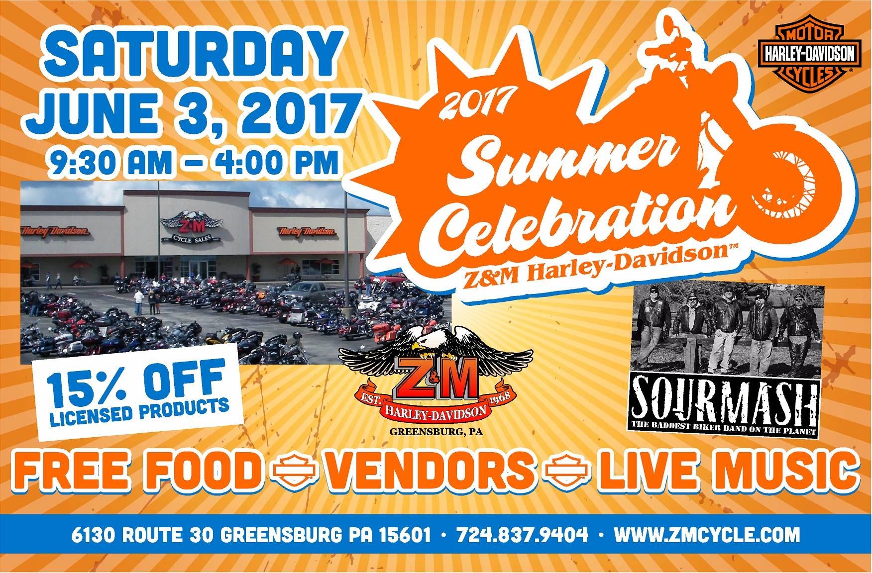 2017 Z&M Summer Celebration