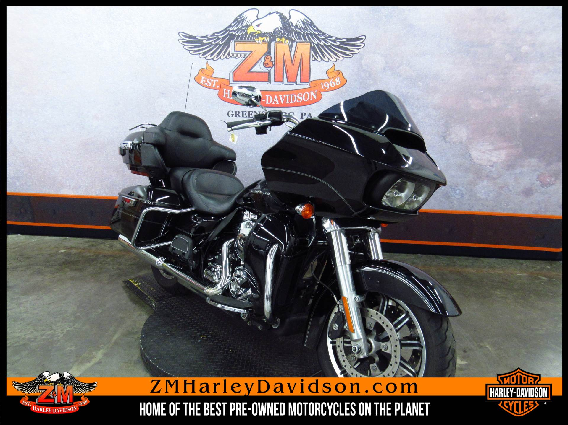 2016 Harley-Davidson Road Glide® Ultra in Greensburg, Pennsylvania