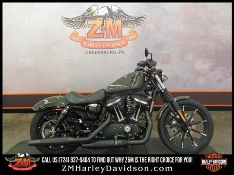 2020 Harley-Davidson Iron 883™ in Greensburg, Pennsylvania - Photo 1