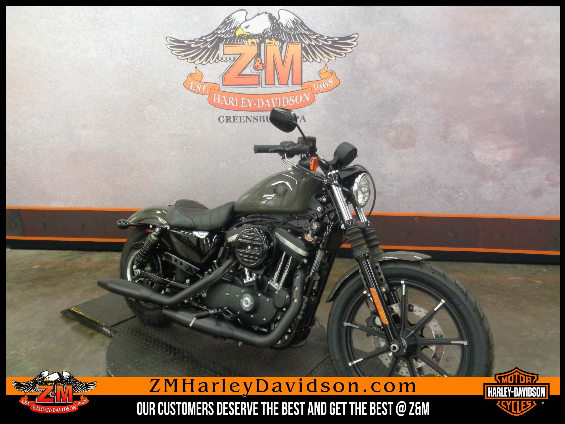 2020 Harley-Davidson Iron 883™ in Greensburg, Pennsylvania - Photo 2