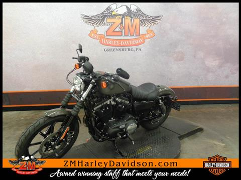 2020 Harley-Davidson Iron 883™ in Greensburg, Pennsylvania - Photo 5