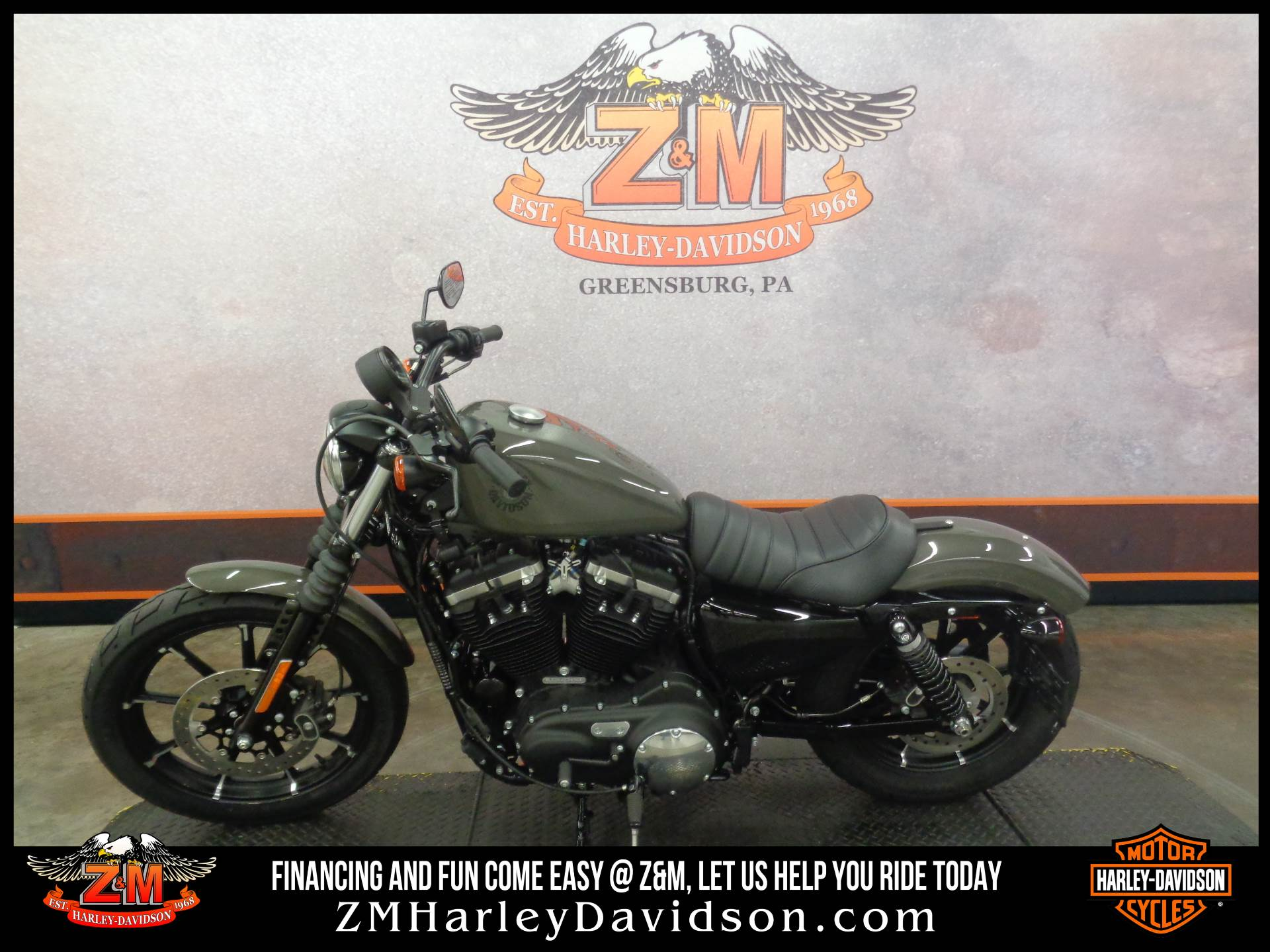 2020 Harley-Davidson Iron 883™ in Greensburg, Pennsylvania - Photo 4