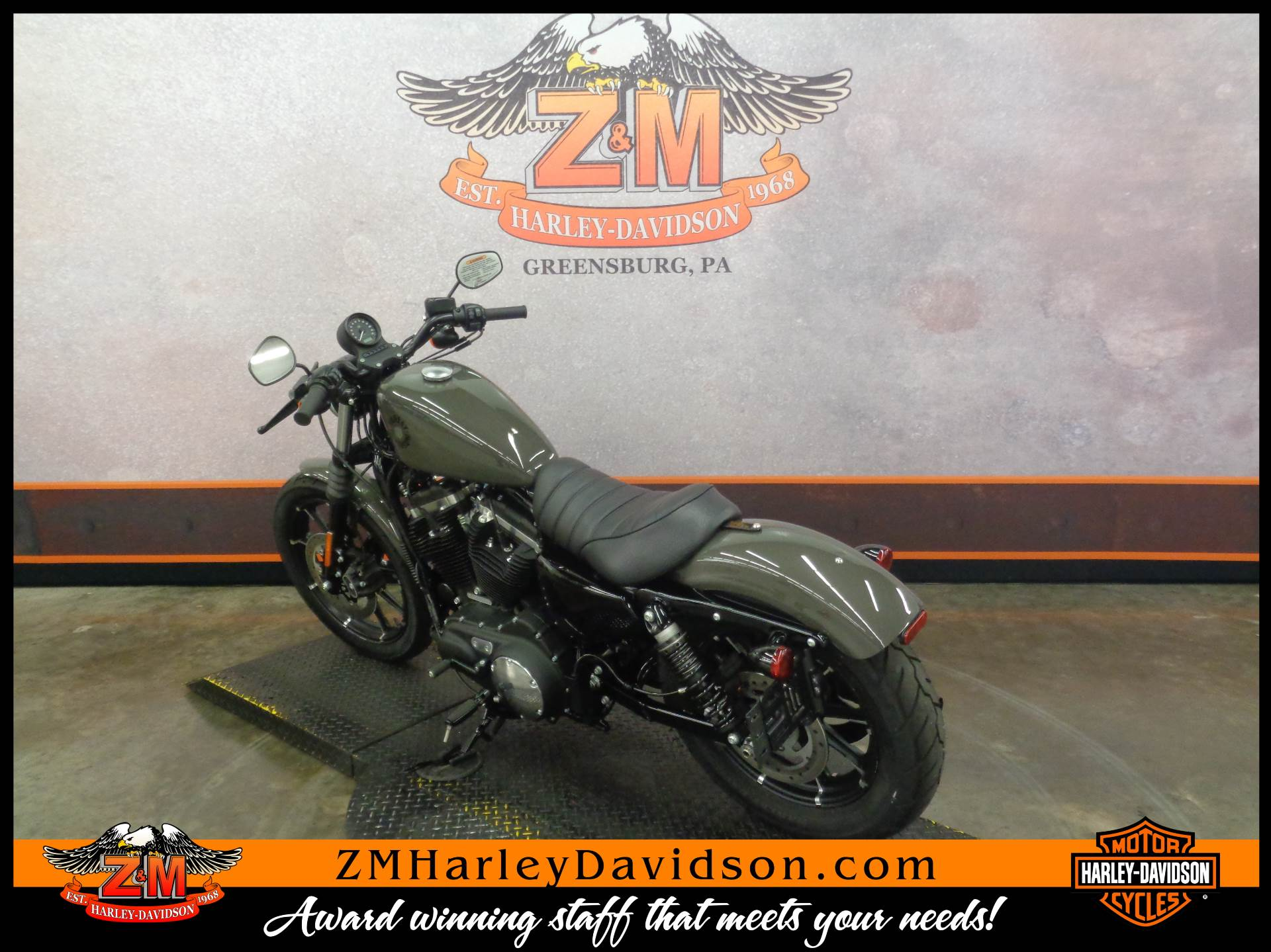 2020 Harley-Davidson Iron 883™ in Greensburg, Pennsylvania - Photo 6