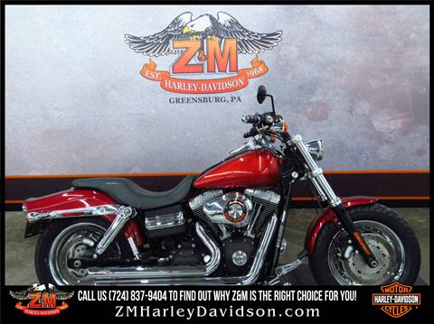 2008 Harley-Davidson Dyna® Fat Bob™ in Greensburg, Pennsylvania