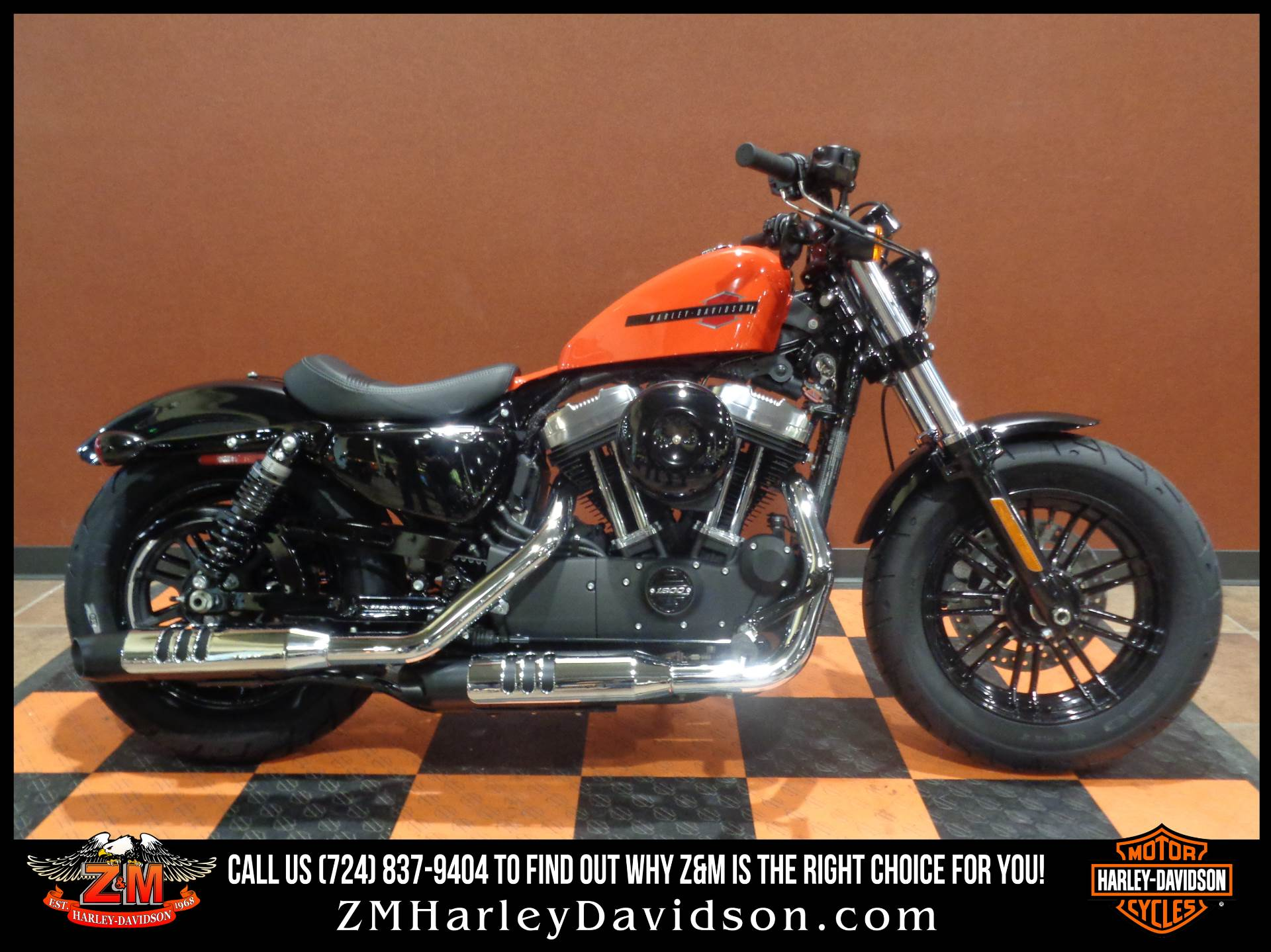 2020 Harley-Davidson Forty-Eight® in Greensburg, Pennsylvania - Photo 1