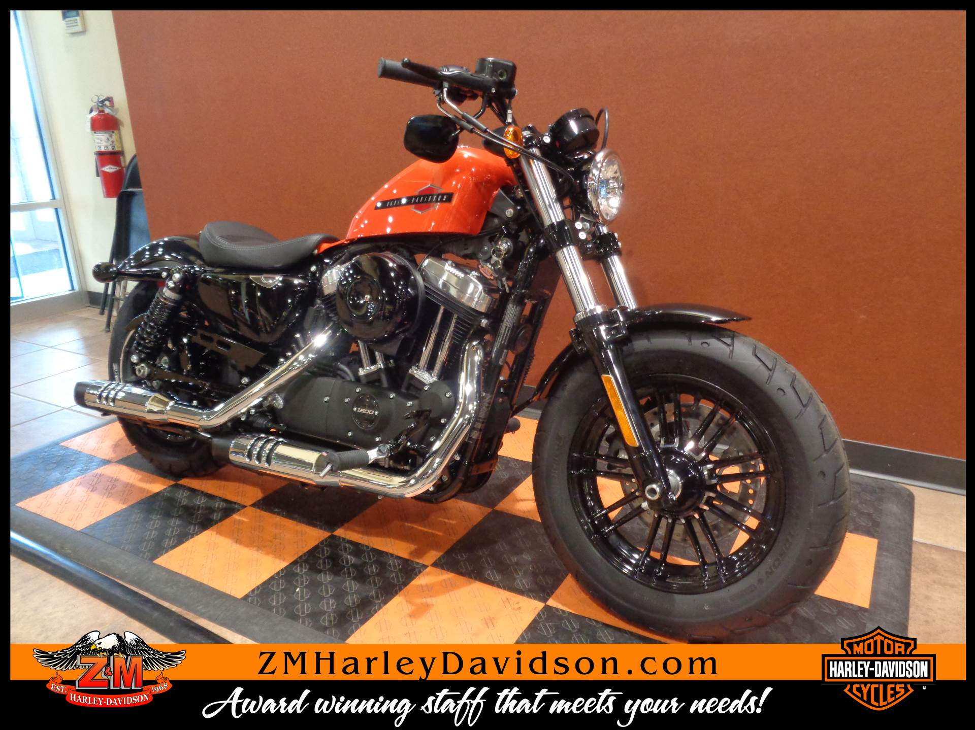 2020 Harley-Davidson Forty-Eight® in Greensburg, Pennsylvania - Photo 2