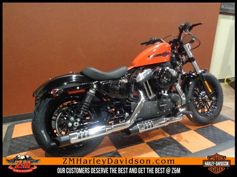 2020 Harley-Davidson Forty-Eight® in Greensburg, Pennsylvania - Photo 3