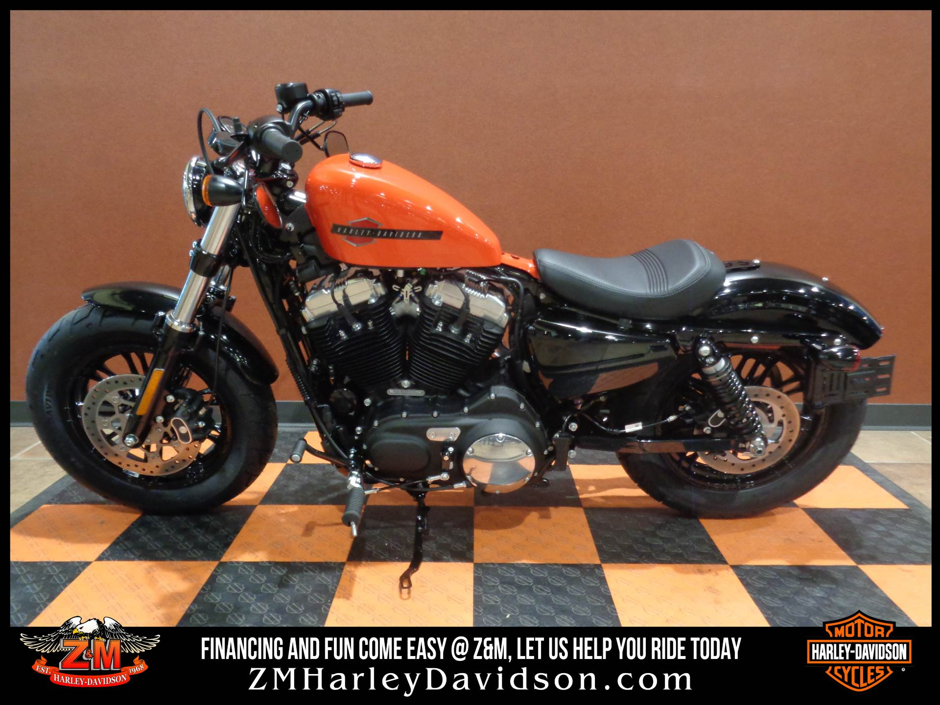 2020 Harley-Davidson Forty-Eight® in Greensburg, Pennsylvania - Photo 4