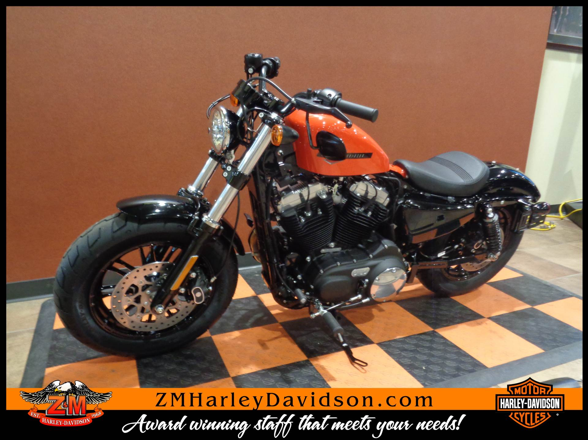 2020 Harley-Davidson Forty-Eight® in Greensburg, Pennsylvania - Photo 5