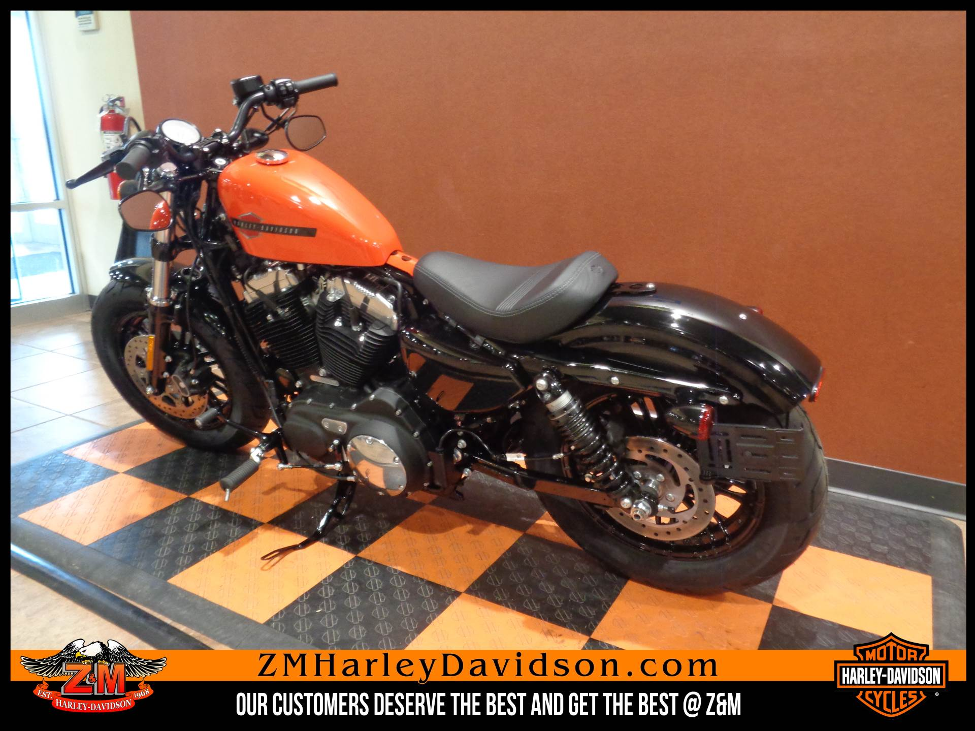 2020 Harley-Davidson Forty-Eight® in Greensburg, Pennsylvania - Photo 6