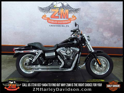 2012 Harley-Davidson Dyna® Fat Bob® in Greensburg, Pennsylvania