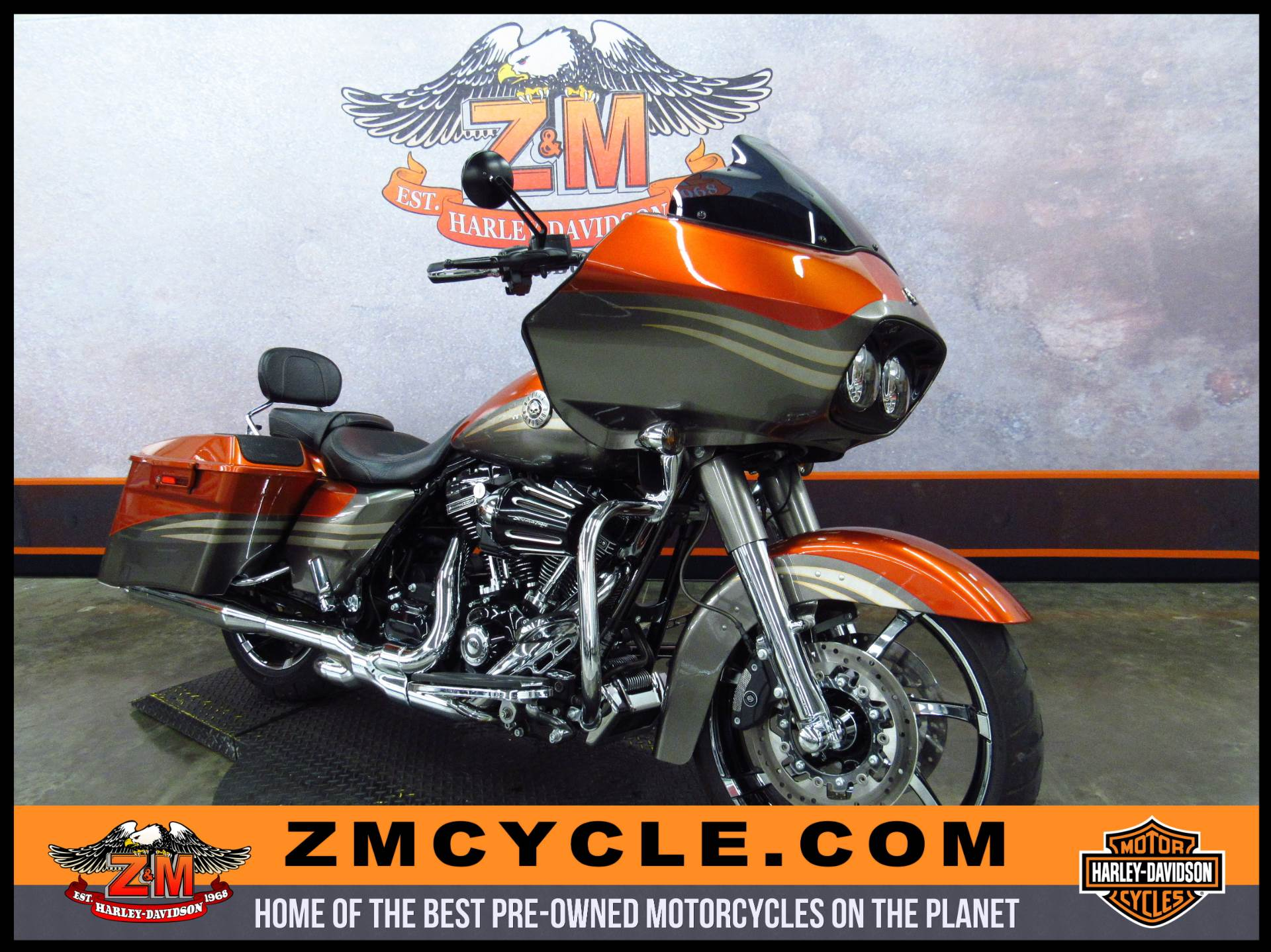 2013 CVO Road Glide Custom
