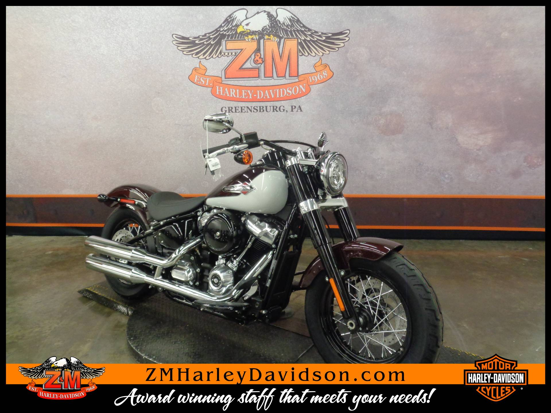 2021 Harley-Davidson Softail Slim® in Greensburg, Pennsylvania - Photo 2