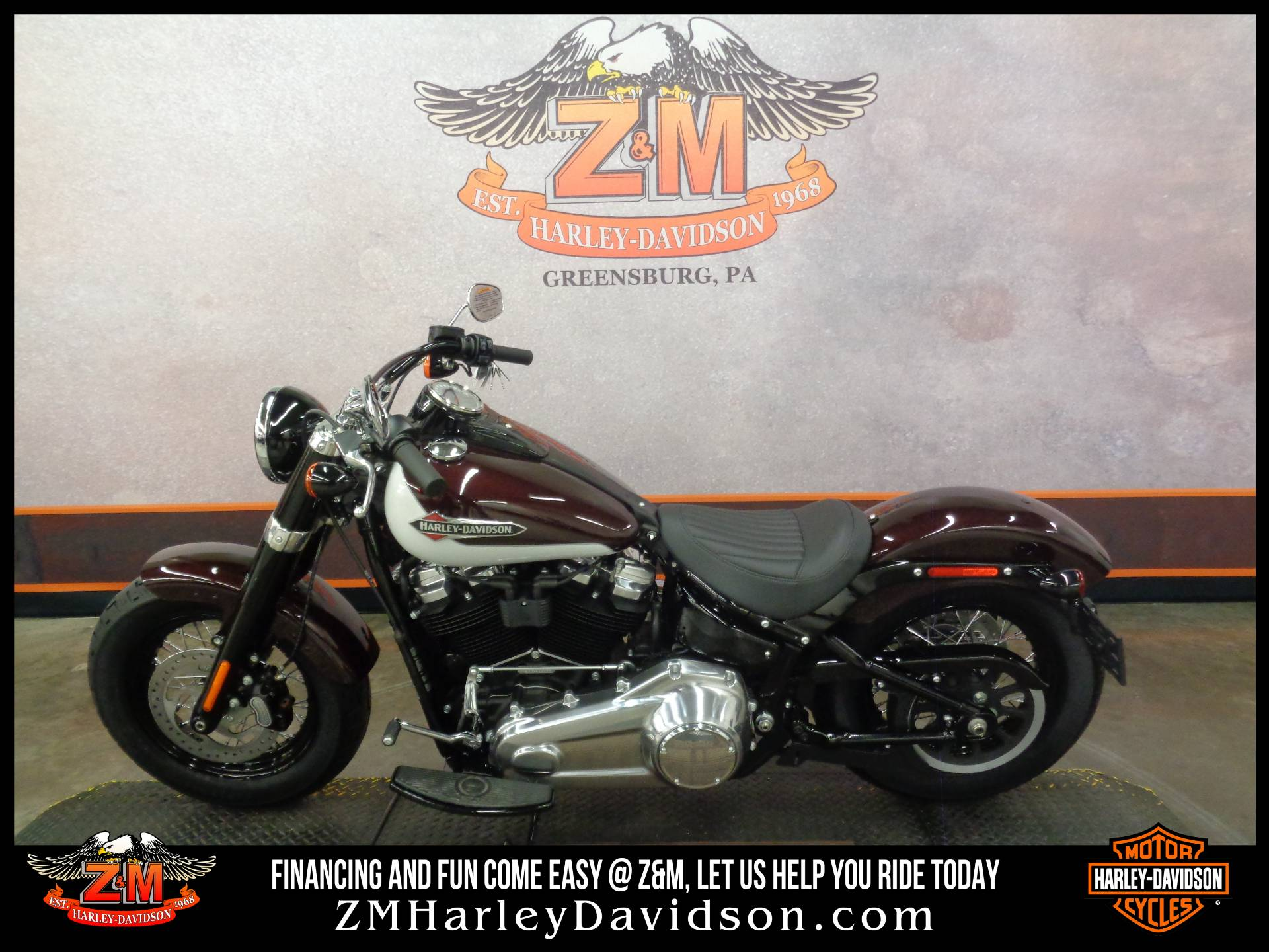 2021 Harley-Davidson Softail Slim® in Greensburg, Pennsylvania - Photo 4