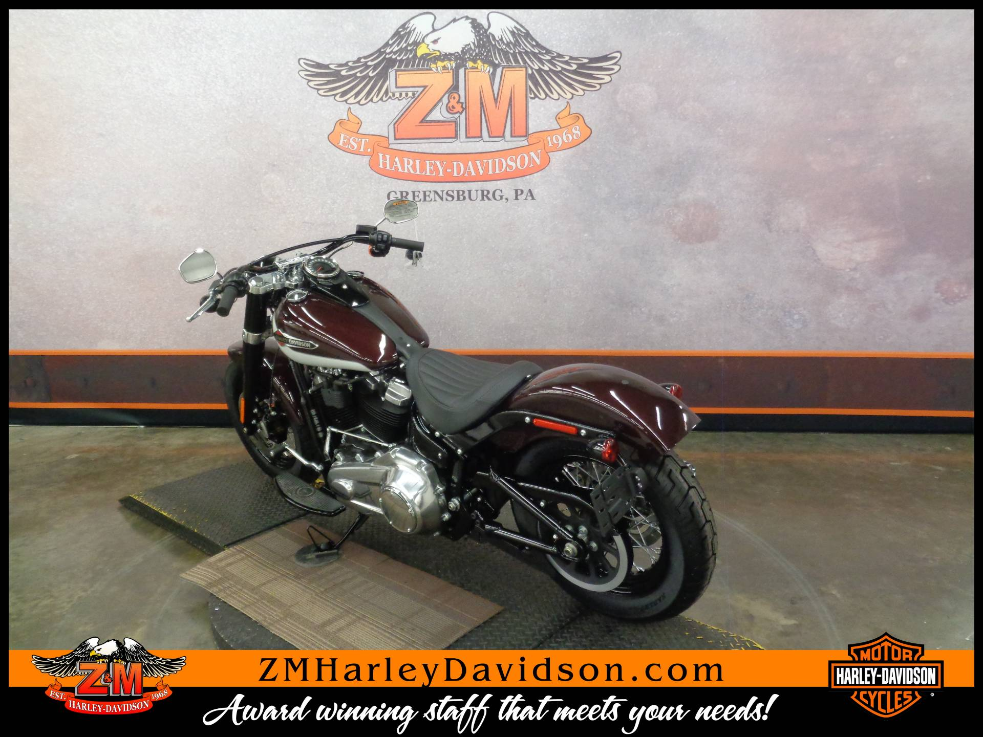 2021 Harley-Davidson Softail Slim® in Greensburg, Pennsylvania - Photo 6