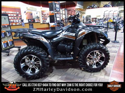 2012 Kawasaki Brute Force® 750 4x4i EPS in Greensburg, Pennsylvania