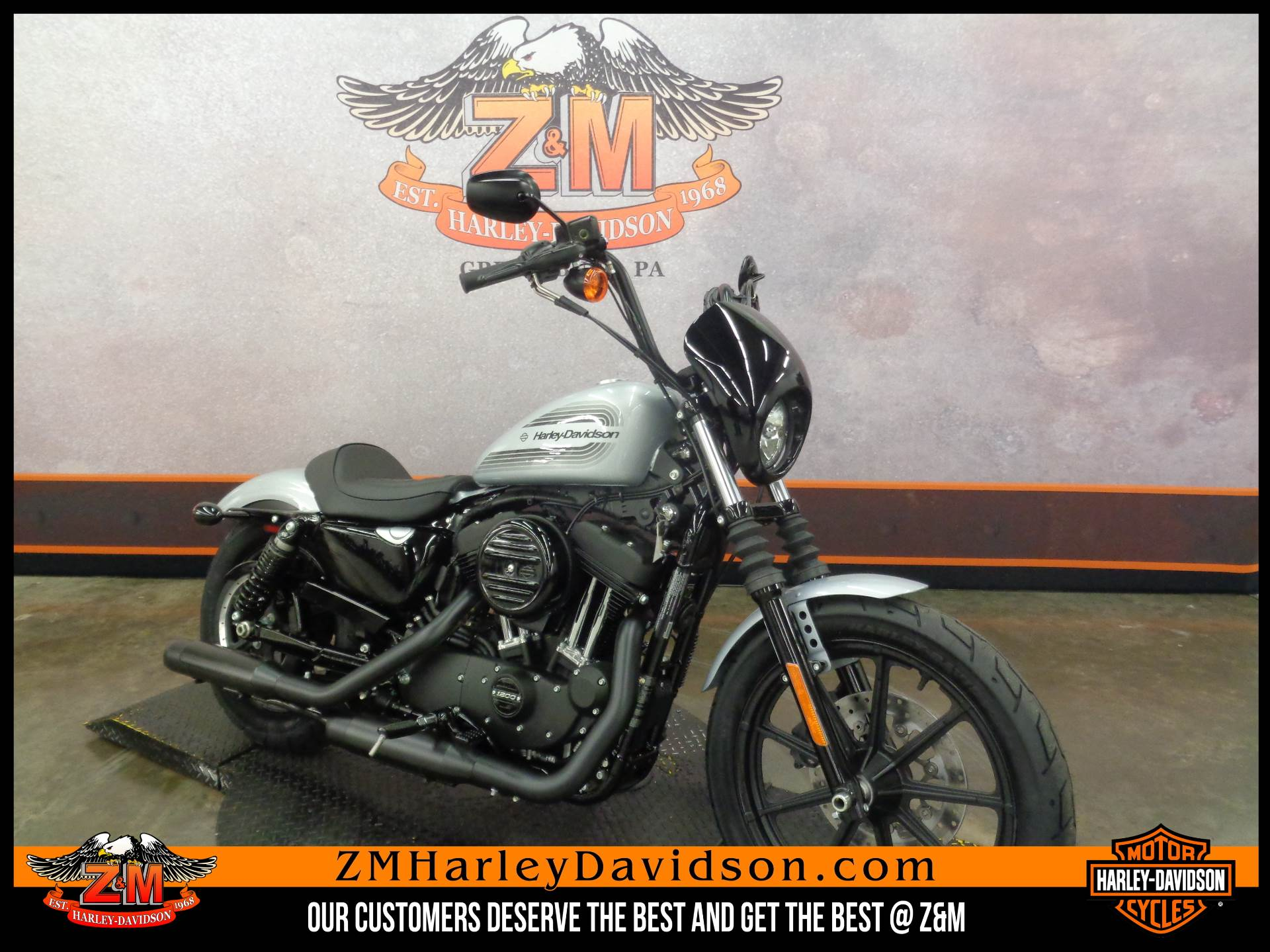2020 Harley-Davidson Iron 1200™ Motorcycles Greensburg ...