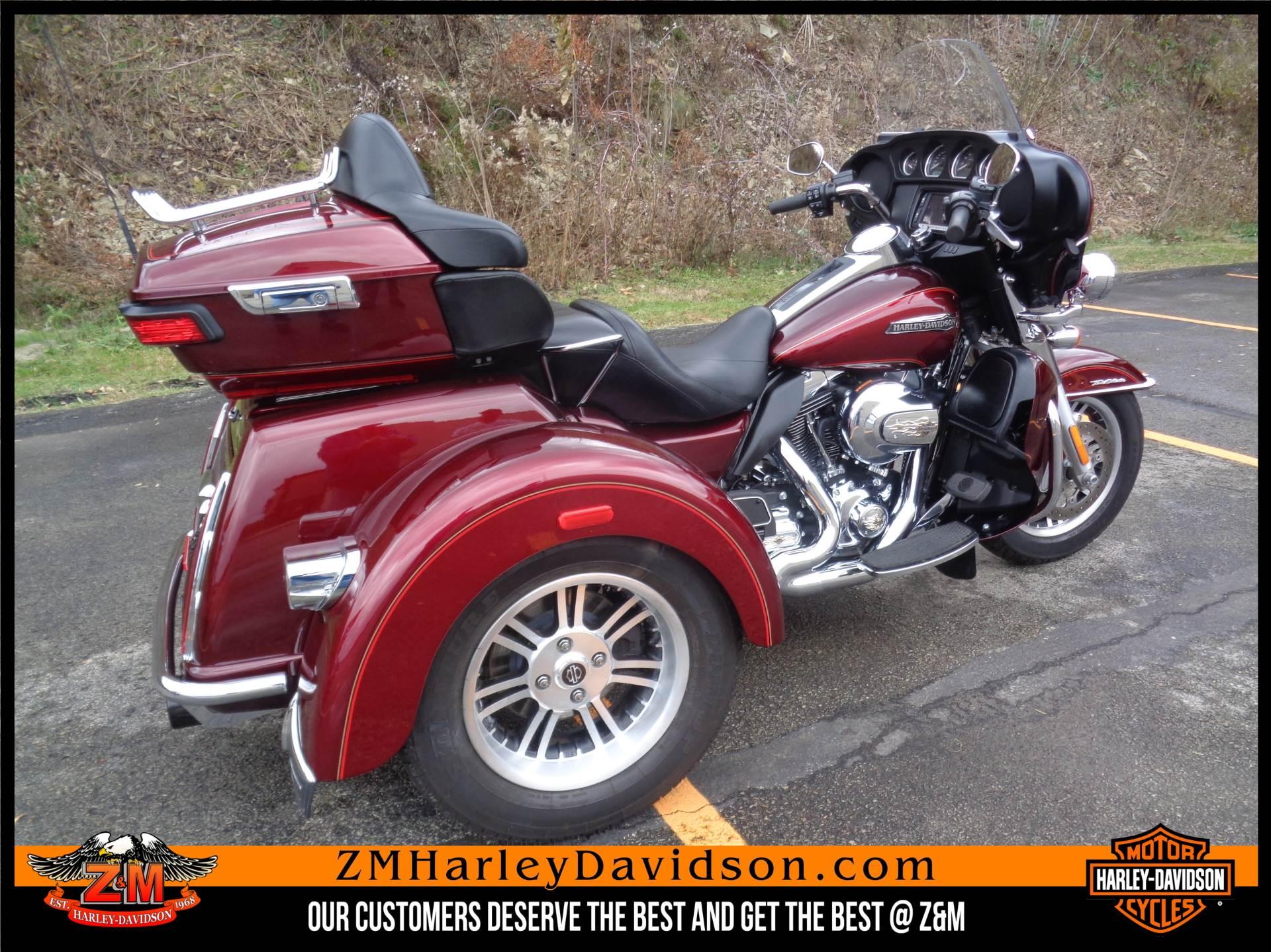 2016 Harley Davidson Tri Glide For Sale 47 Used: 2016 Harley-Davidson Tri Glide Ultra For Sale Greensburg