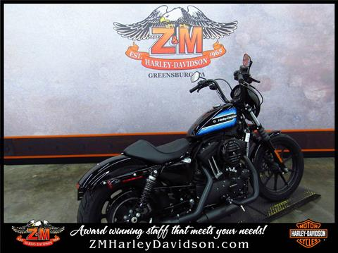 2019 Harley-Davidson Iron 1200™ in Greensburg, Pennsylvania - Photo 3