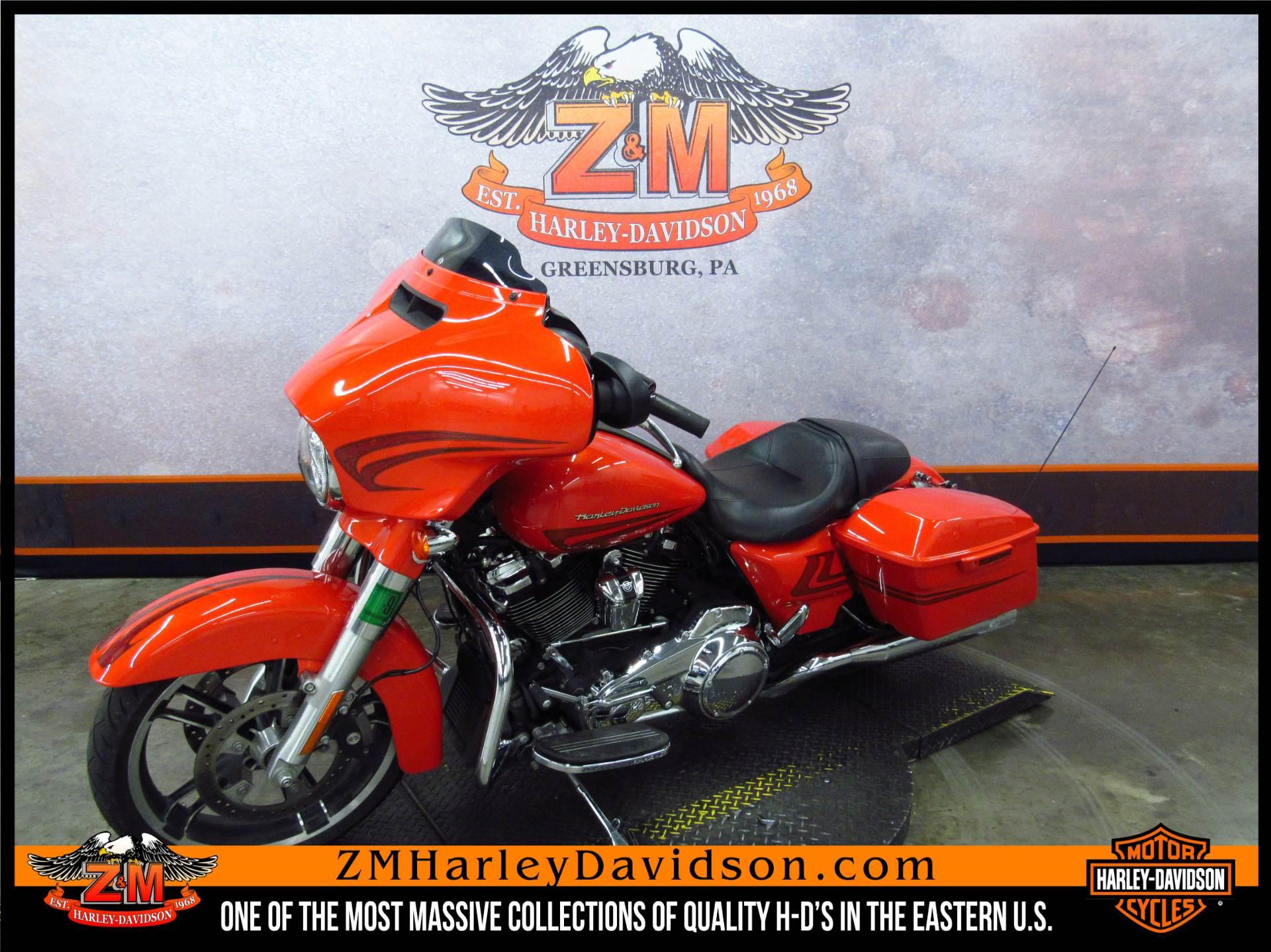 2017 Harley-Davidson Street Glide Special 5
